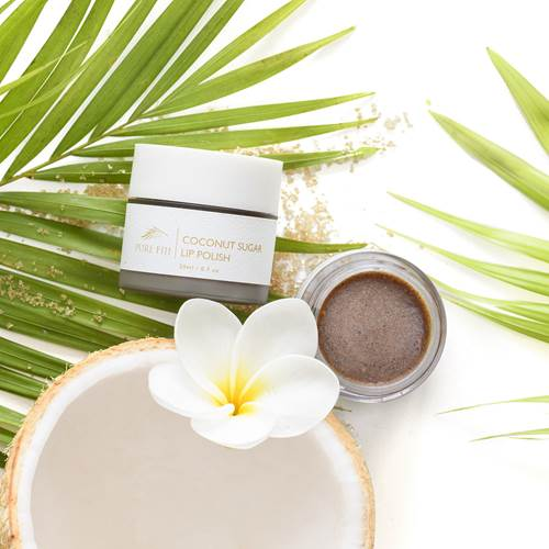 Coconut Sugar Lip Polish
